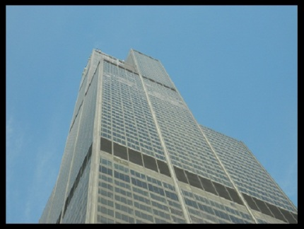 The Willis Tower - November 18, 2011