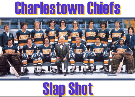 The 1977 Charlestown Chiefs