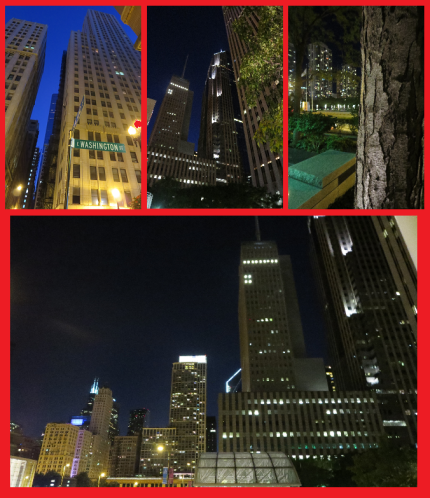 Chicago After Dark