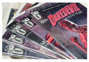 Daredevil Comic Books