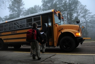 Evidence proved the tampering of three public school buses.