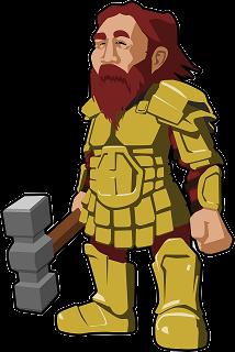 The War Dwarf