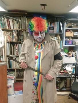 Beware of the Klown
